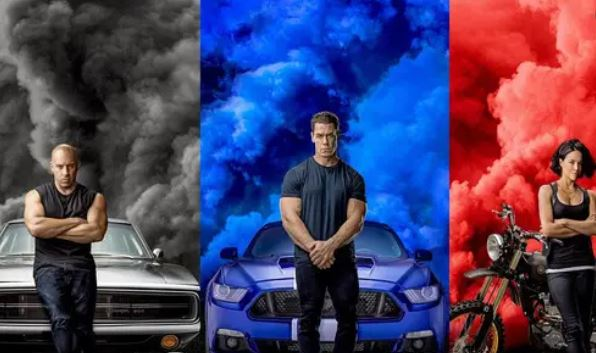 Fast and Furious 9 Upcoming Movies In the United States 2021