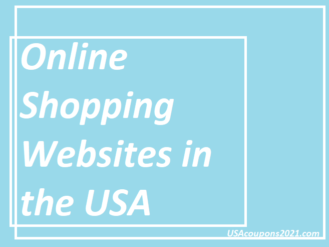 Best Online Shopping Websites in the USA