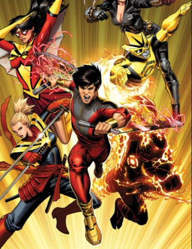 Shang Chi and the Legend of 10 rings